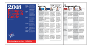 Thumbnail of 2018 Primary Election Guide
