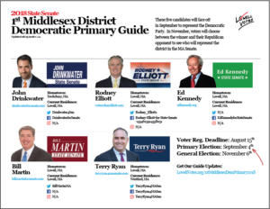 Primary Guide for State Senate